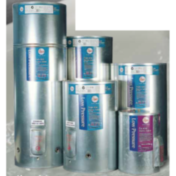 Low Pressure Copper - Electric Water Heaters
