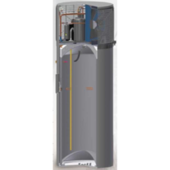 Electric Heat Pump Water Heating HDi-310