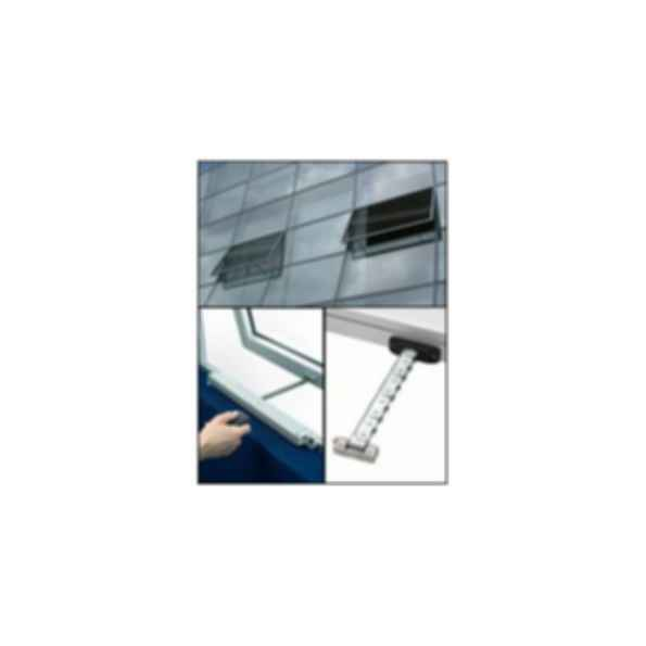 UltraFlex Control Systems (UCS) Window Actuators