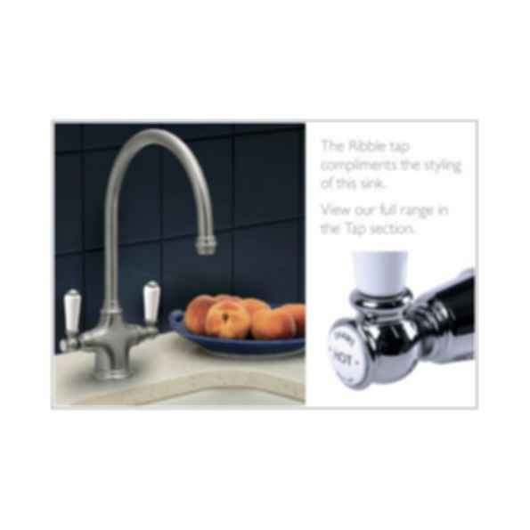 Shaws Classic Shaker 1000 Sink