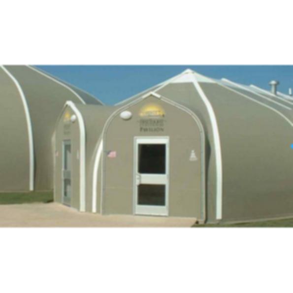 Personnel Doors - Sprung Structures