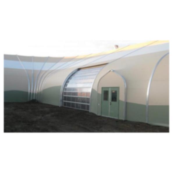 Rolling Service Doors - Sprung Structures
