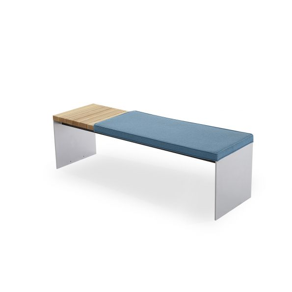 Cool Ayre Upholstered Bench Modlar Com Machost Co Dining Chair Design Ideas Machostcouk