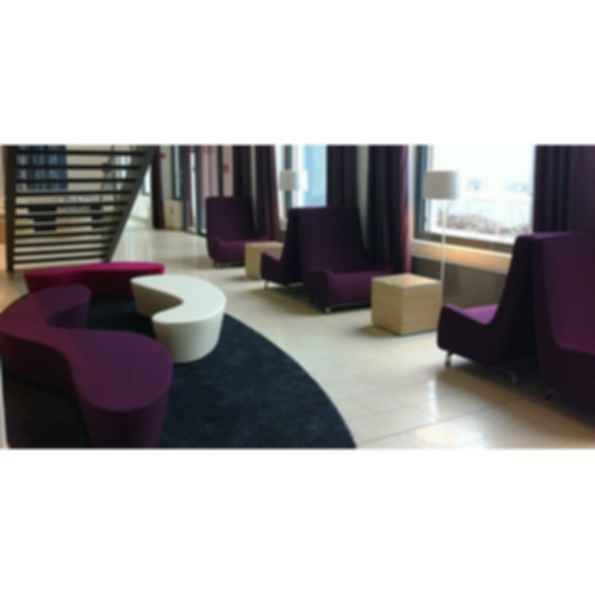 Plasma Lounge Seating