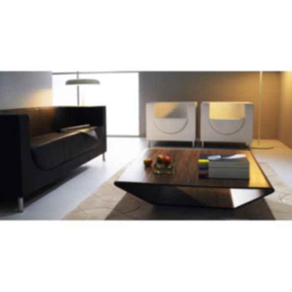 Brasilia Bentwood Table