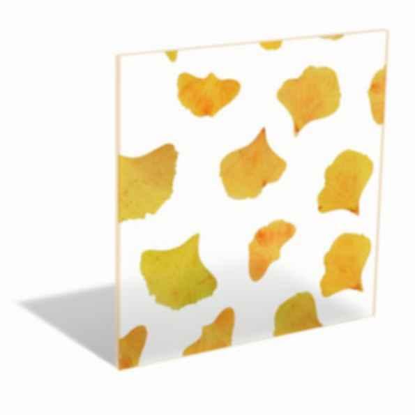 Ginkgo Decor Sheet