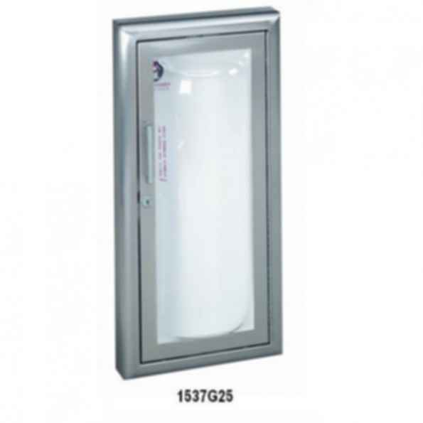 Clear VU Series - Fire Extinguisher Cabinet With Acrylic Bubble