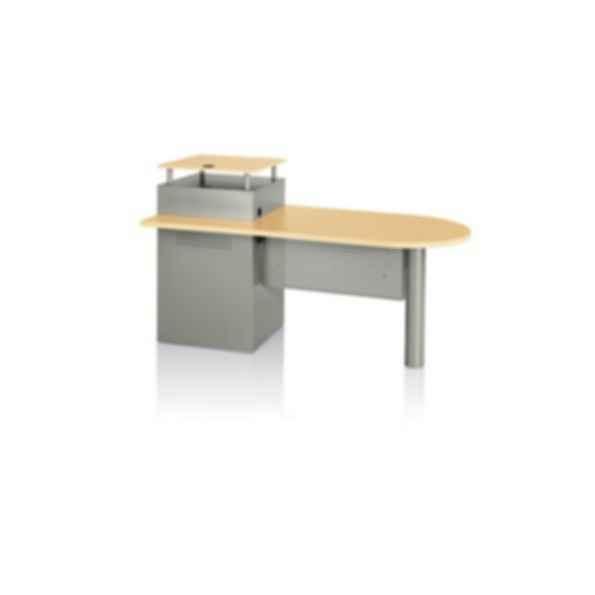 Instruct All Terrain Teacher's Desk