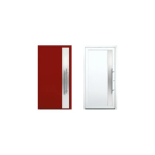 Modern Entry Door #12920