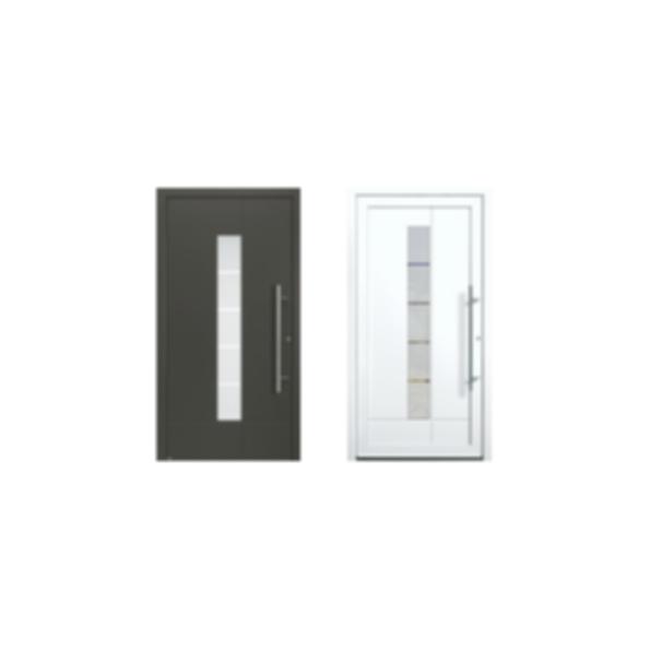 Modern Entry Door #12170