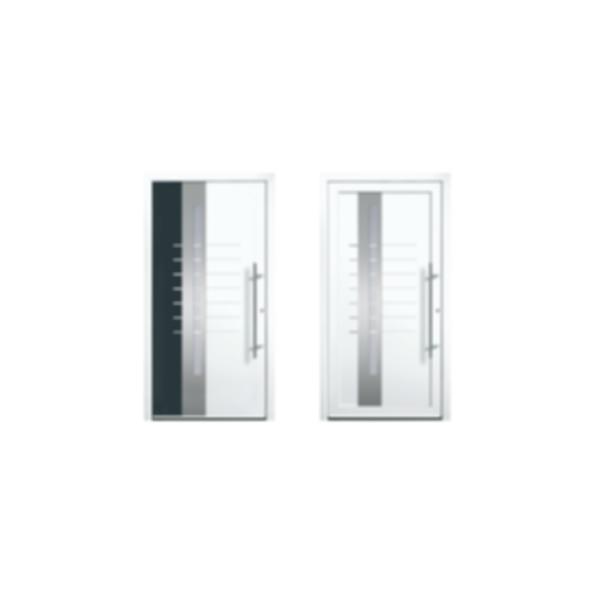 Modern Entry Door #12280