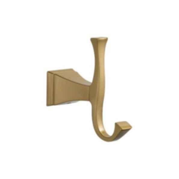 Delta Dryden Robe Hook 75135-CZ - Champagne Bronze