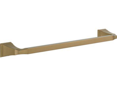 Delta Dryden Towel Bar 75118 Cz Champagne Bronze