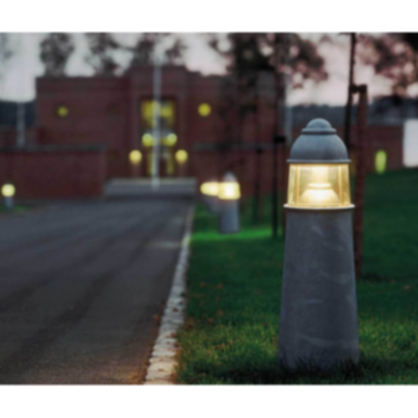 Pharos Outdoor Light by Focus Lighting