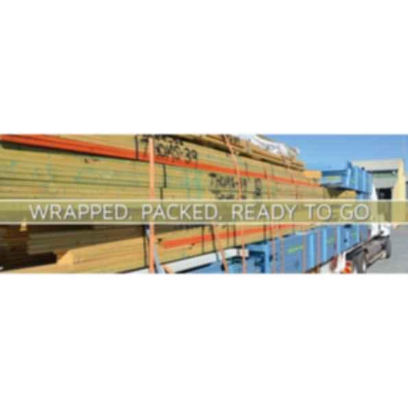 Timber Framing - Timber Floor Trusses