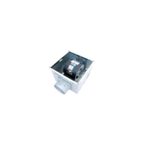 Variable Speed ECO Motion and Humidity Sensing Series Exhaust Fan