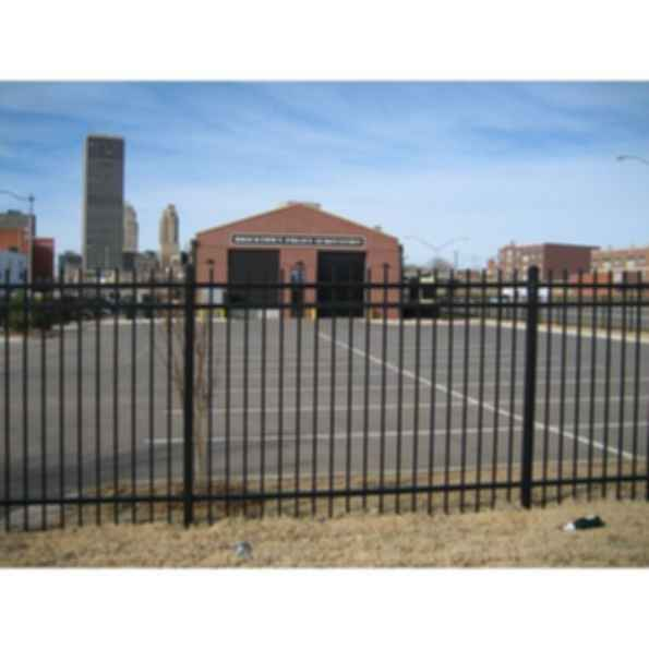 Aegis Plus®Light Commercial Ornamental Steel Fence
