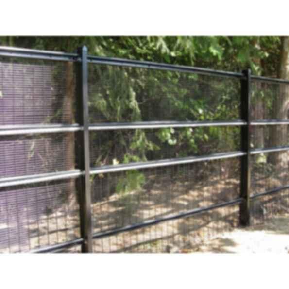 WireWorks Anti-Climb®Welded Wire Fence