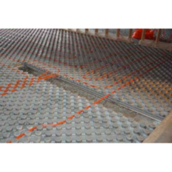 Amvic Insulated Radiant PEX panel