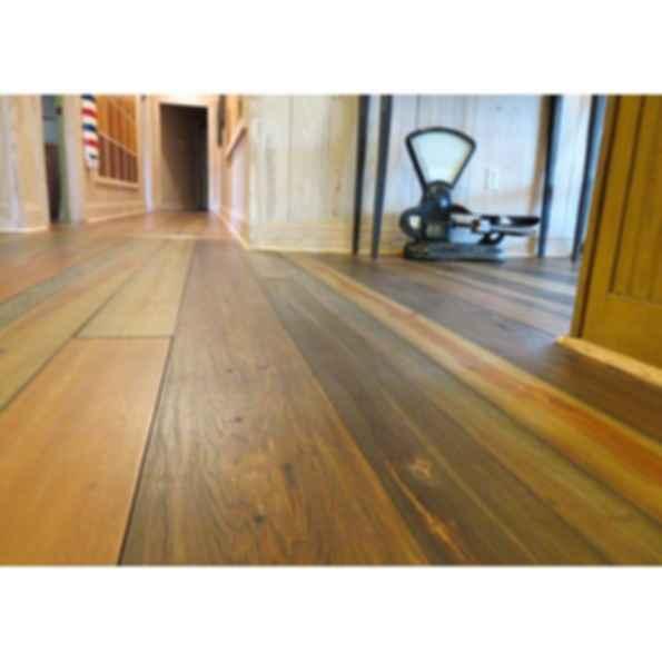 Prefinished Wide Plank Pine
