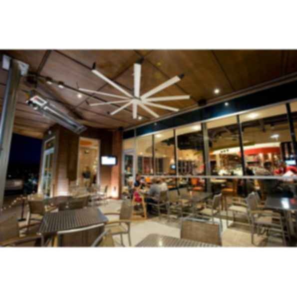 Commercial Ceiling Fan - Isis