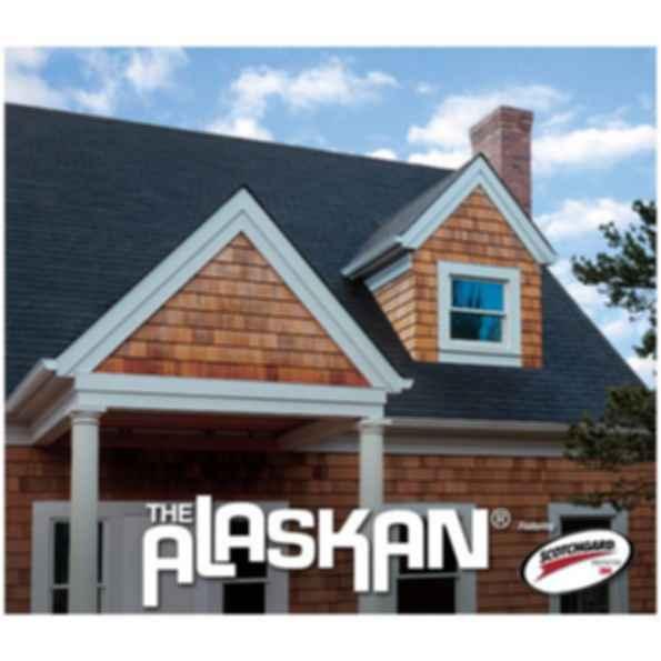Alaskan® Roofs - Traditional 3-Tab Shingles