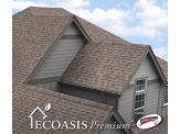 Ecoasis Premium™ Roofs - Laminated Solar Reflective Shingles