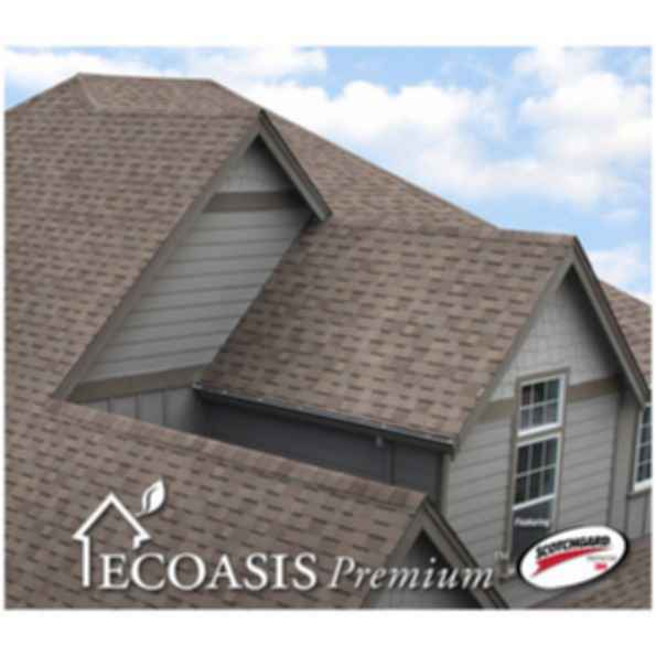 Ecoasis Premium Roofs Laminated Solar Reflective