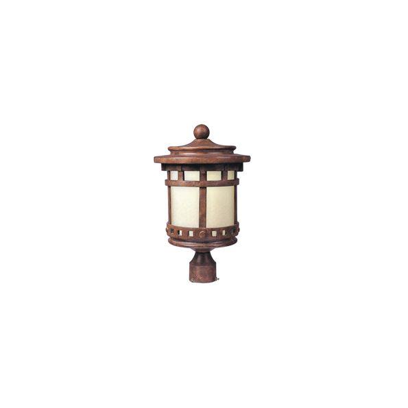 santa barbara lighting santa barbara ee 1light outdoor pole or post lantern modlarcom