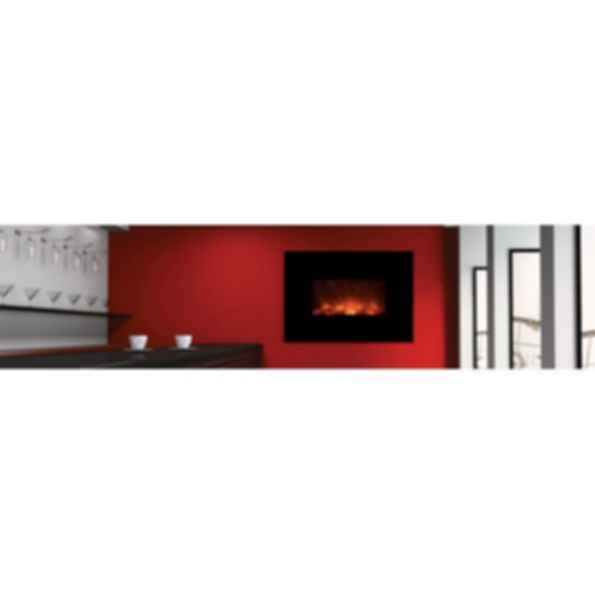 Electric Fireplaces Built-In CLX Series AL40CLX-G