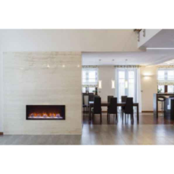 Electric Fireplaces Built-In Landscape FullView 40