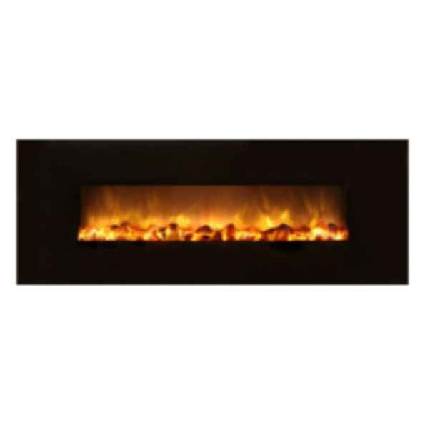 Electric Fireplaces Built-In Builder Series Slim Fire 40""