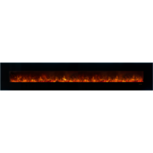 Electric Fireplaces Built-In CLX Series AL144CLX-G