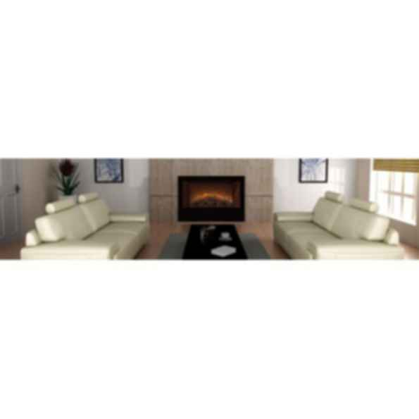 Electric Fireplaces Built-In Home Fire Series 42""