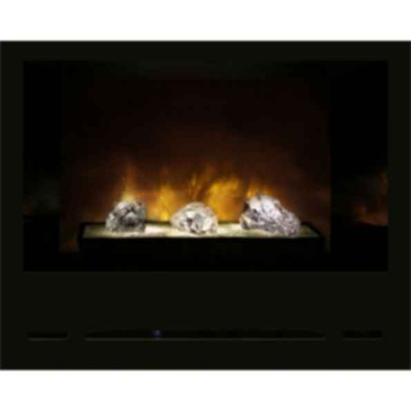 Electric Fireplaces Built-In Home Fire Series 60""