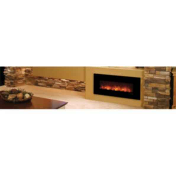 Electric Fireplaces Built-In Builder Series Fantastic Flame 43""