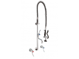 TF82WJP Ezy-Wash® Pre-Rinse Food Service Tap by Galvin Engineering