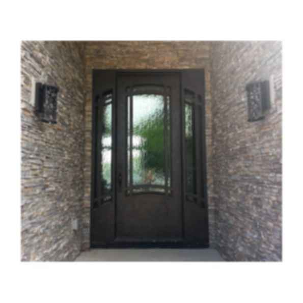 Midwest Iron Doors