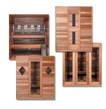 Infra Core Premium Far Infrared Saunas