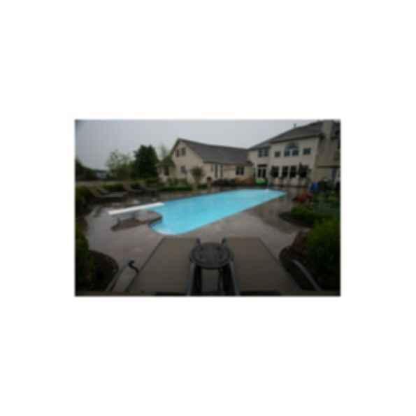 Dallas Swimming Pool