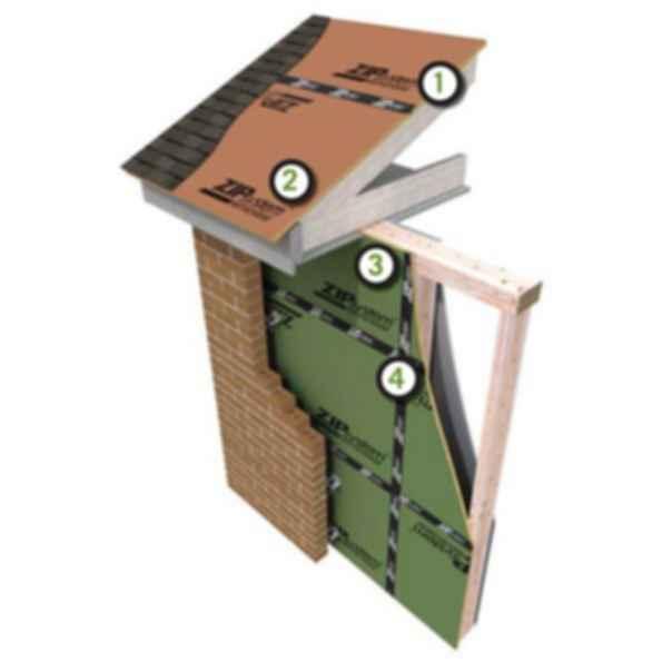 ZIP System® Roof Sheathing