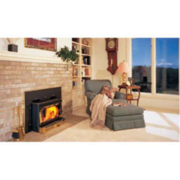 Legacy C260 Wood Inserts Fireplace