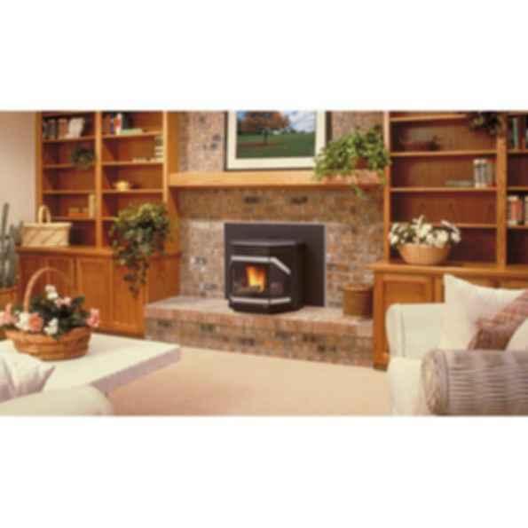 Winslow™ Pellet Inserts Fireplace