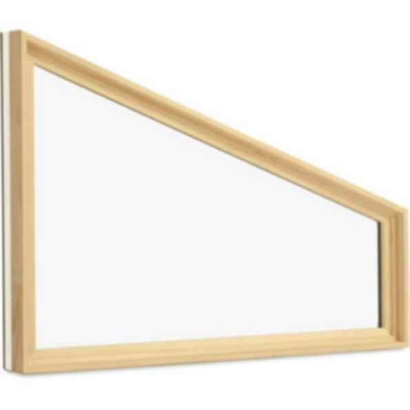Integrity Wood-Ultrex Polygon Window