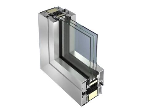 AWS 112.IC Aluminium Window