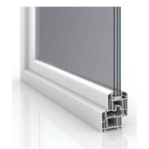 Arcade U-PVC Window
