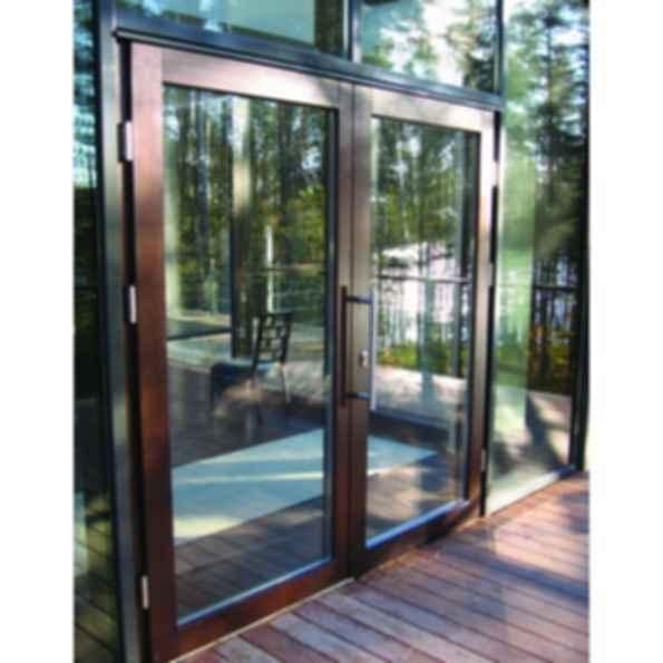 Premier 68 entry doors - wood