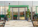 Premier 78 Alu Mira entry doors - wood
