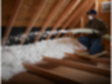 Climate Pro® blow-in fiber glass insulation