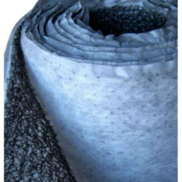 Quiet Qurl® Reinforcement RWT Reinforce Gypsum Concrete with Monofilament Noise Control Mat